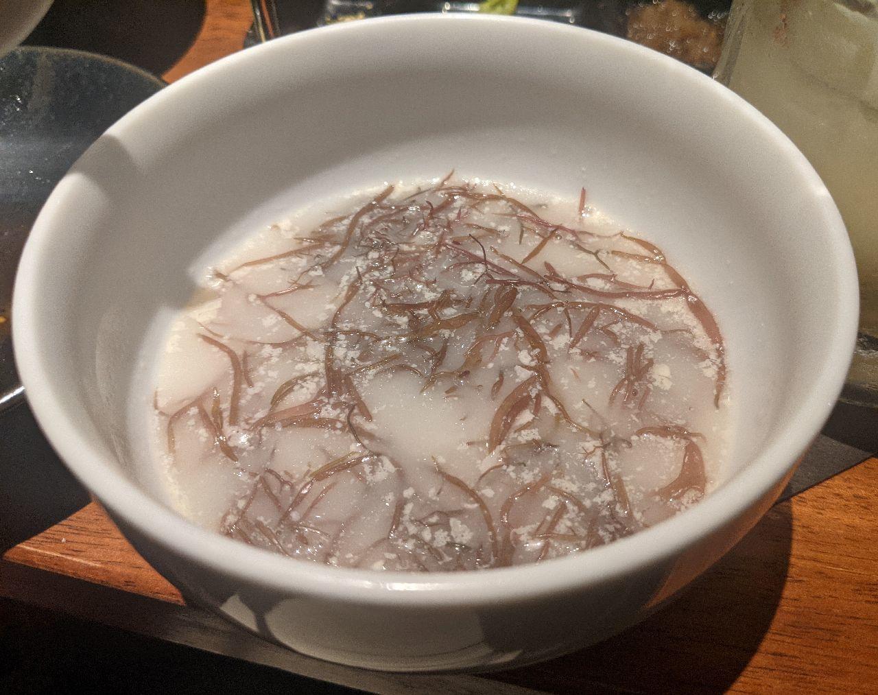 PXL_20210714_124811233モムクッ(韓国の海藻スープ)