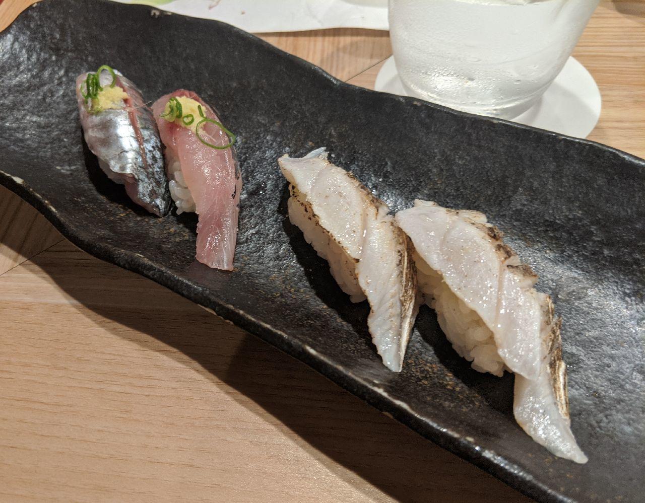 MVIMG_20200605_201627太刀魚炙り、アジ