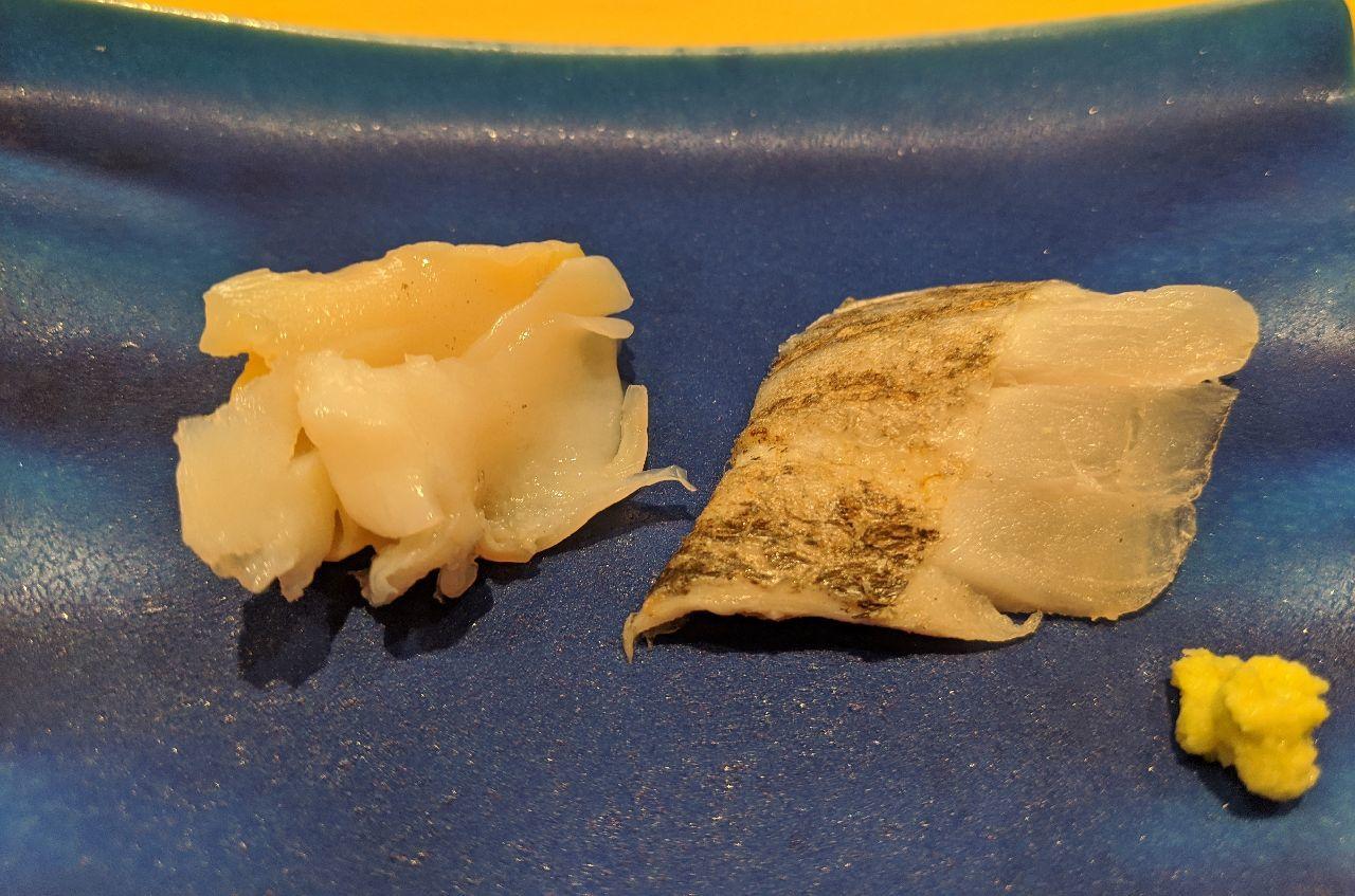 MVIMG_20200717_193407太刀魚炙り、バイ貝