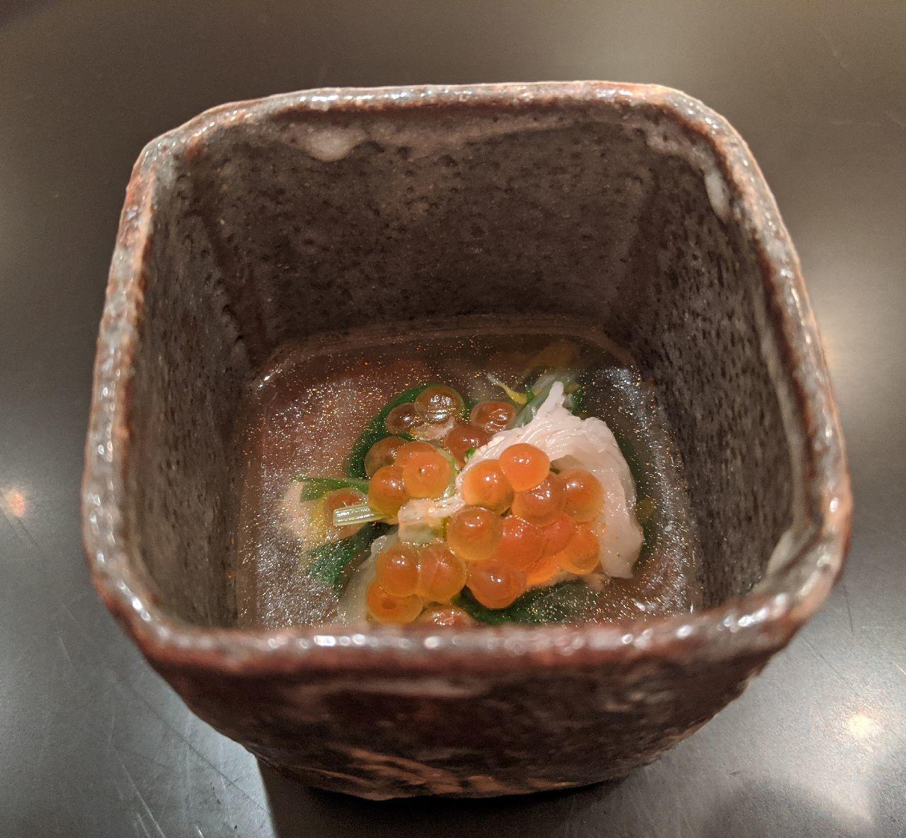 MVIMG_20200903_191153_1春菊、水菜、キクラゲのお浸し
