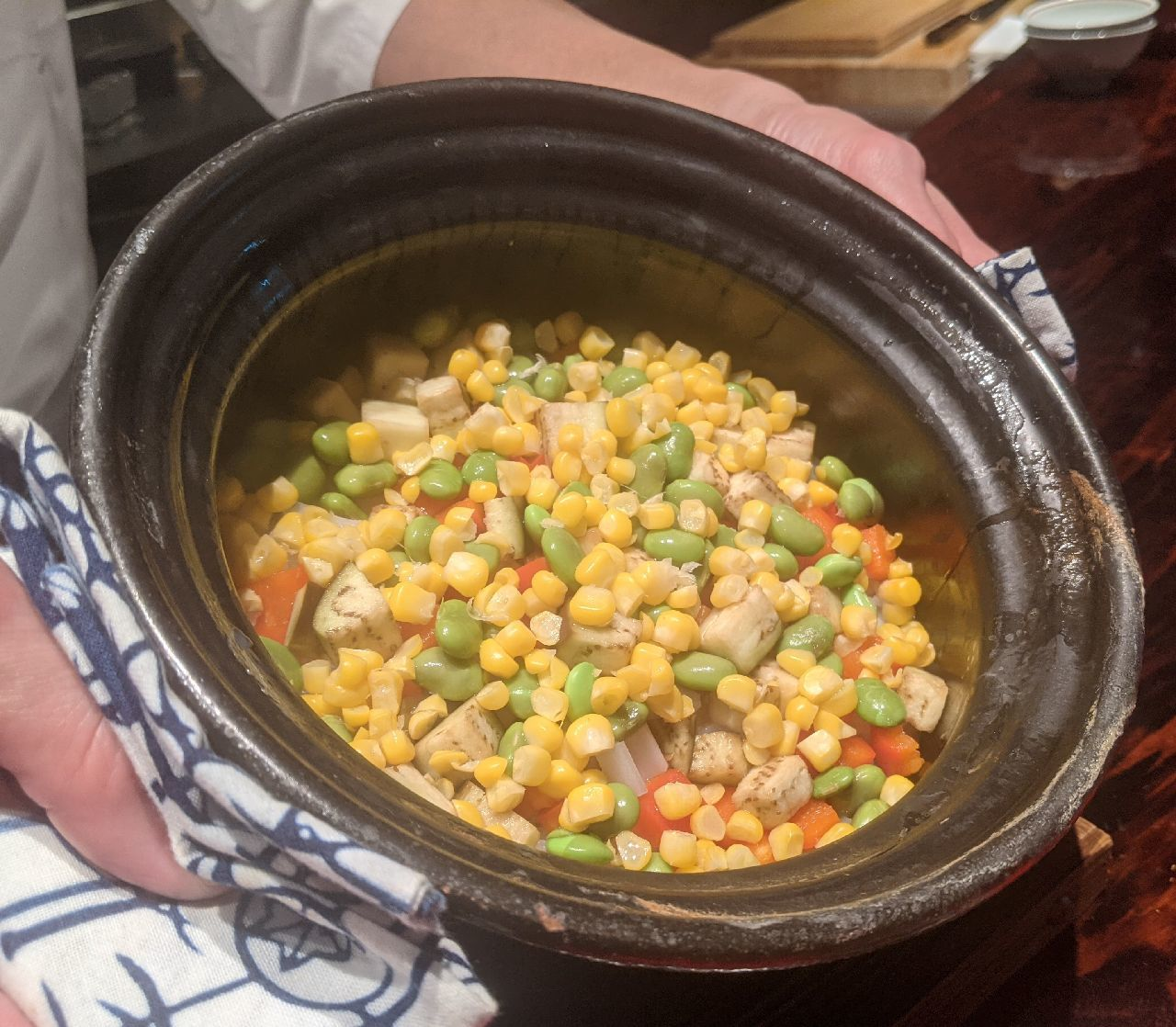 PXL_20210804_103153580夏野菜の炊き込みご飯