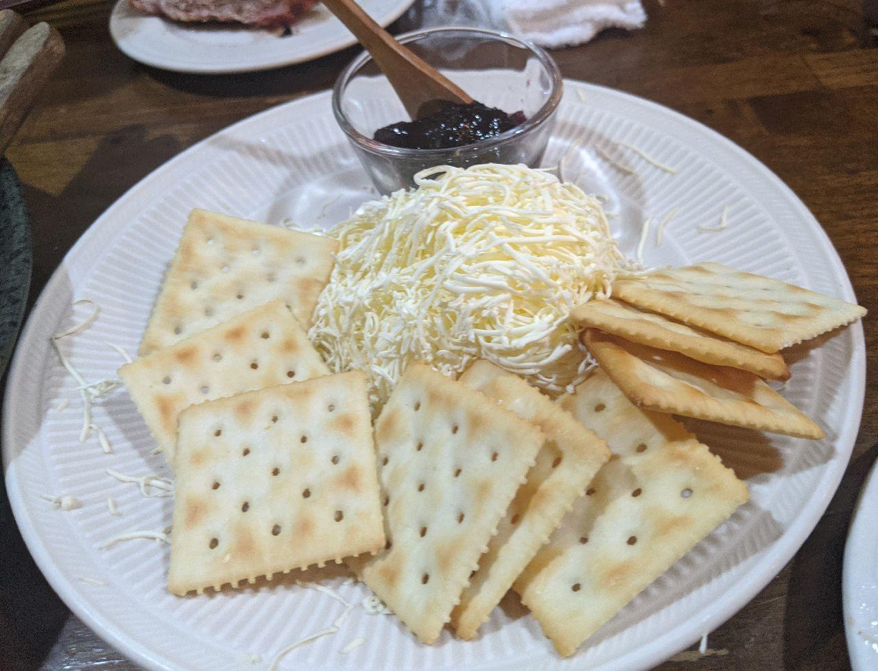 MVIMG_20200911_192052クリームチーズ、ブルーベリーソース