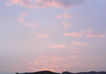 10月25日朝空
