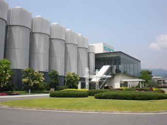 サントリー京都ビール工場1.JPG