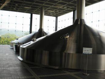 サントリー京都ビール工場3.JPG