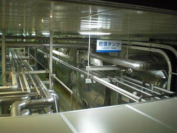 サントリー京都ビール工場4.JPG