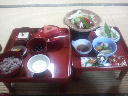 高野山研修05(一乗院:夕食).JPG