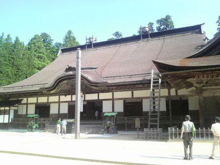 高野山研修11(金剛峯寺).JPG