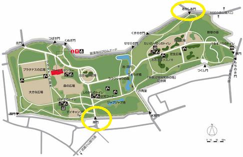 bb公園map