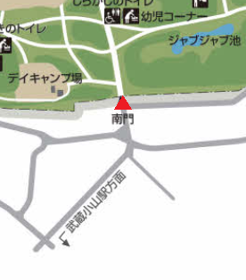 bbb公園map