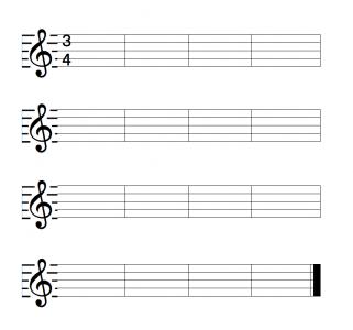 聴音-五線1