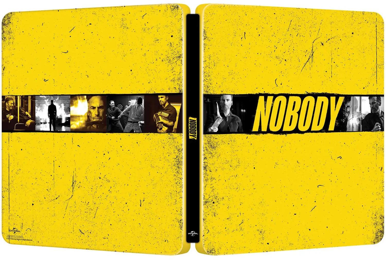 MOBODY Mr.ノーバディ Amazon.co.jp スチールブック steelbook