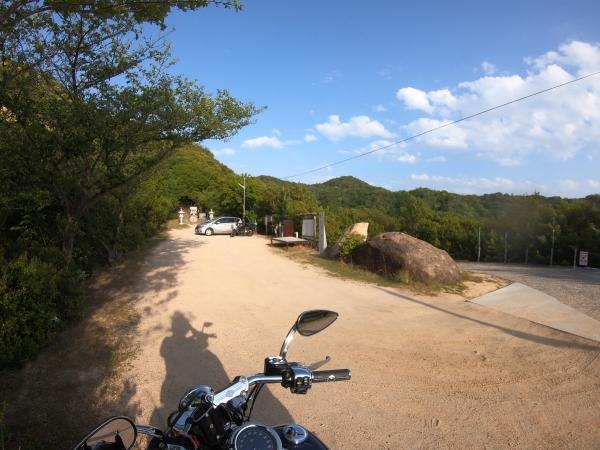 小豆島 重岩 駐車場