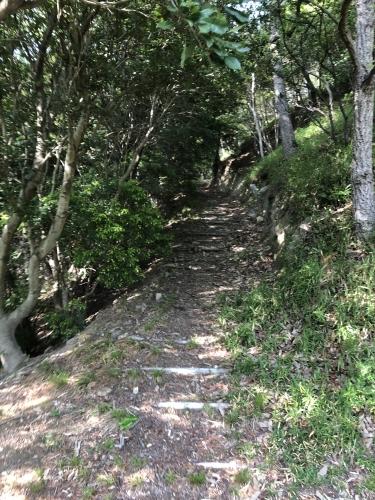 小豆島 絶景&グルメツーリング 高見山公園展望台 ハイキングコース