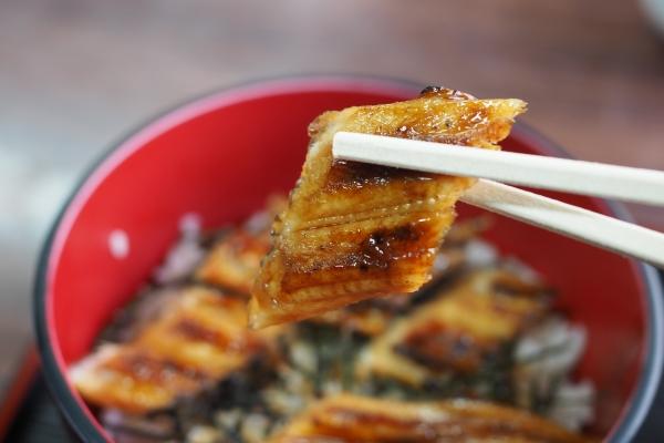 小豆島 絶景&グルメツーリング 食事処うめもと 特上あなご丼 絶品です 美味 あっさり芳ばしい 最高