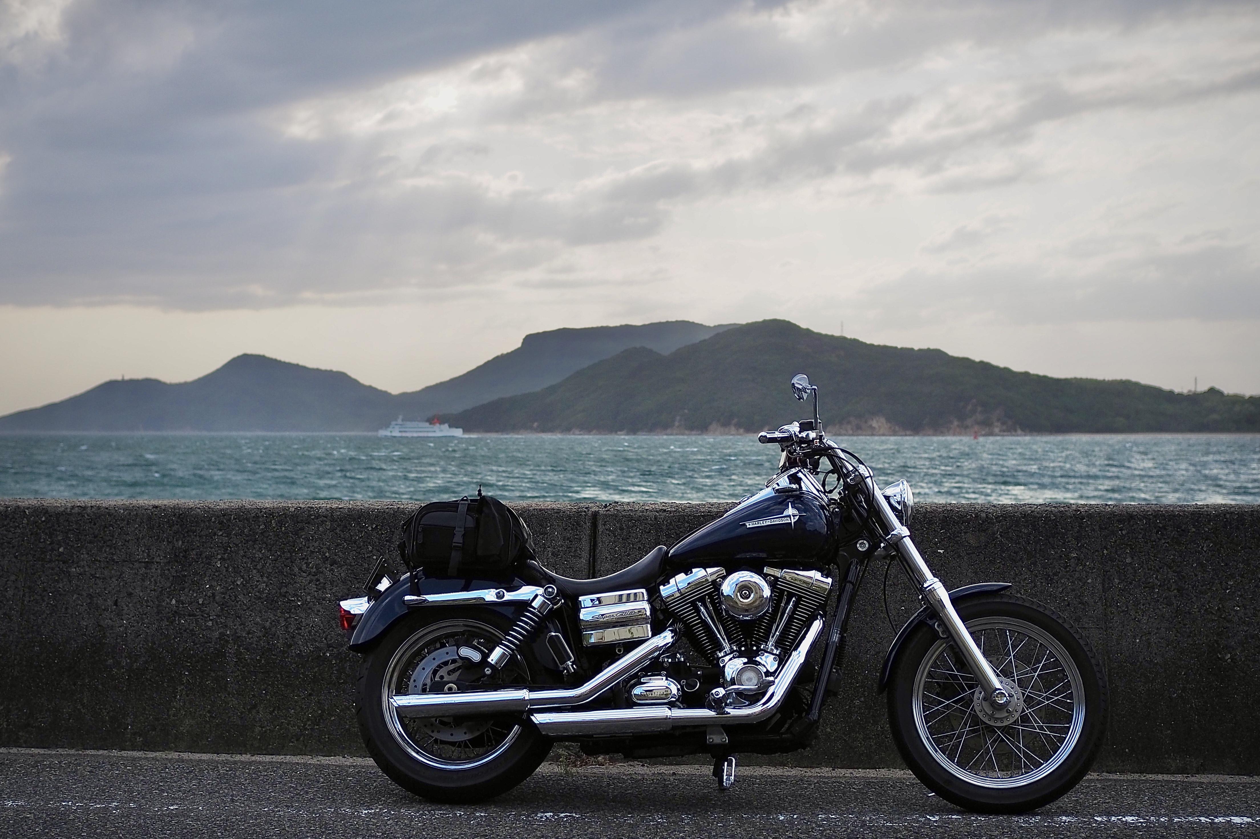 小豆島 絶景&グルメツーリング 海沿いの道 土庄 海沿い 海岸線