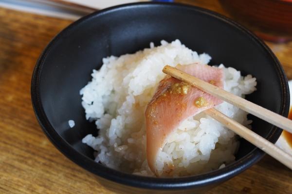 舞鶴ツーリング ランチ 大六丸 海鮮丼 海鮮