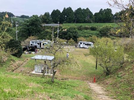 ぴーきちハーレーブログ 奈良県 ロマントピア月ケ瀬 RVパーク