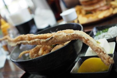 和歌山 有田市 テラスカフェライスフィールド 太刀魚のからあげ丼 唐揚げ 和歌山グルメ 美味い デカい
