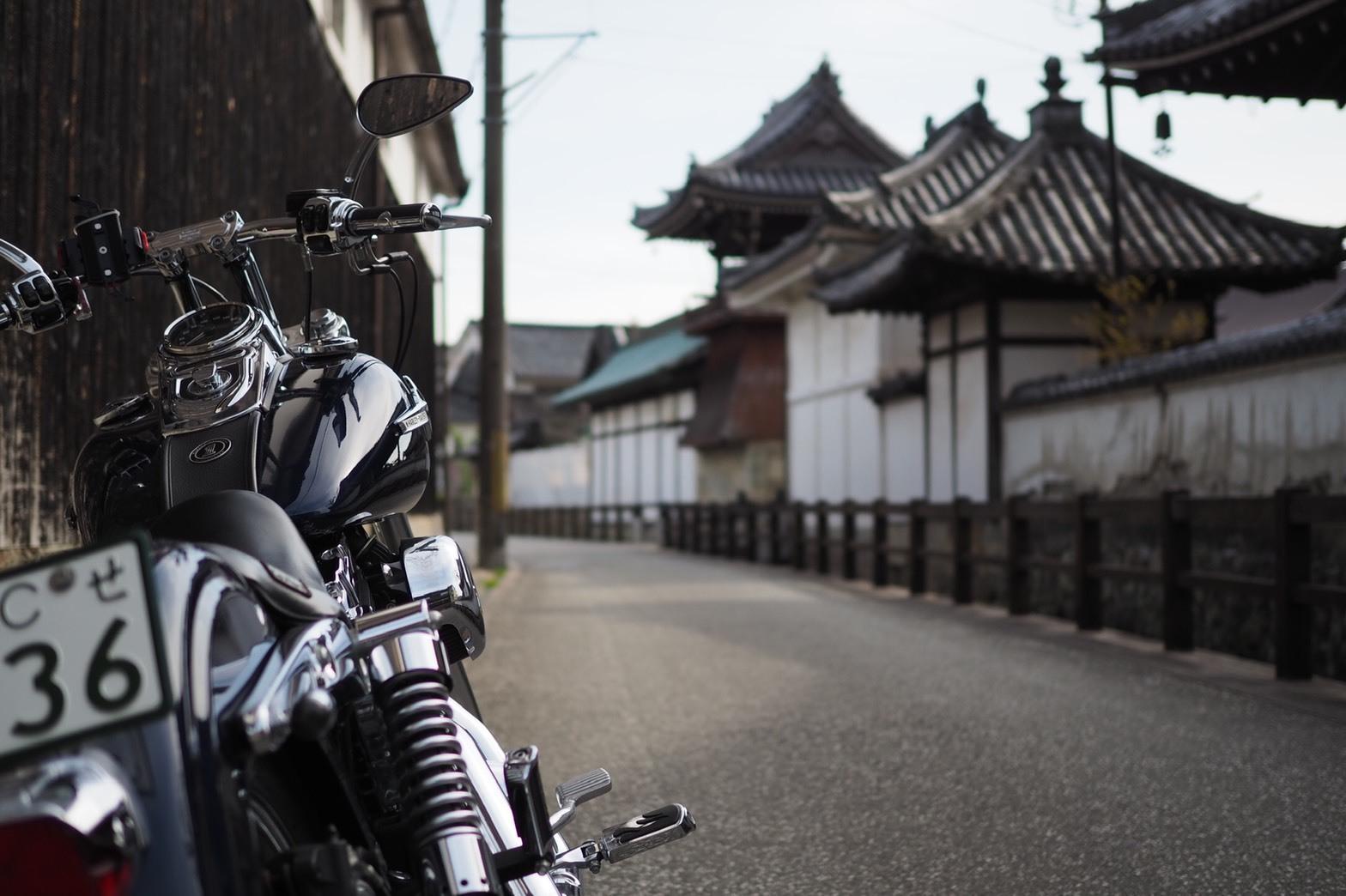 たつの薄口醤油ツーリング 播磨の小京都 龍野城 城下町