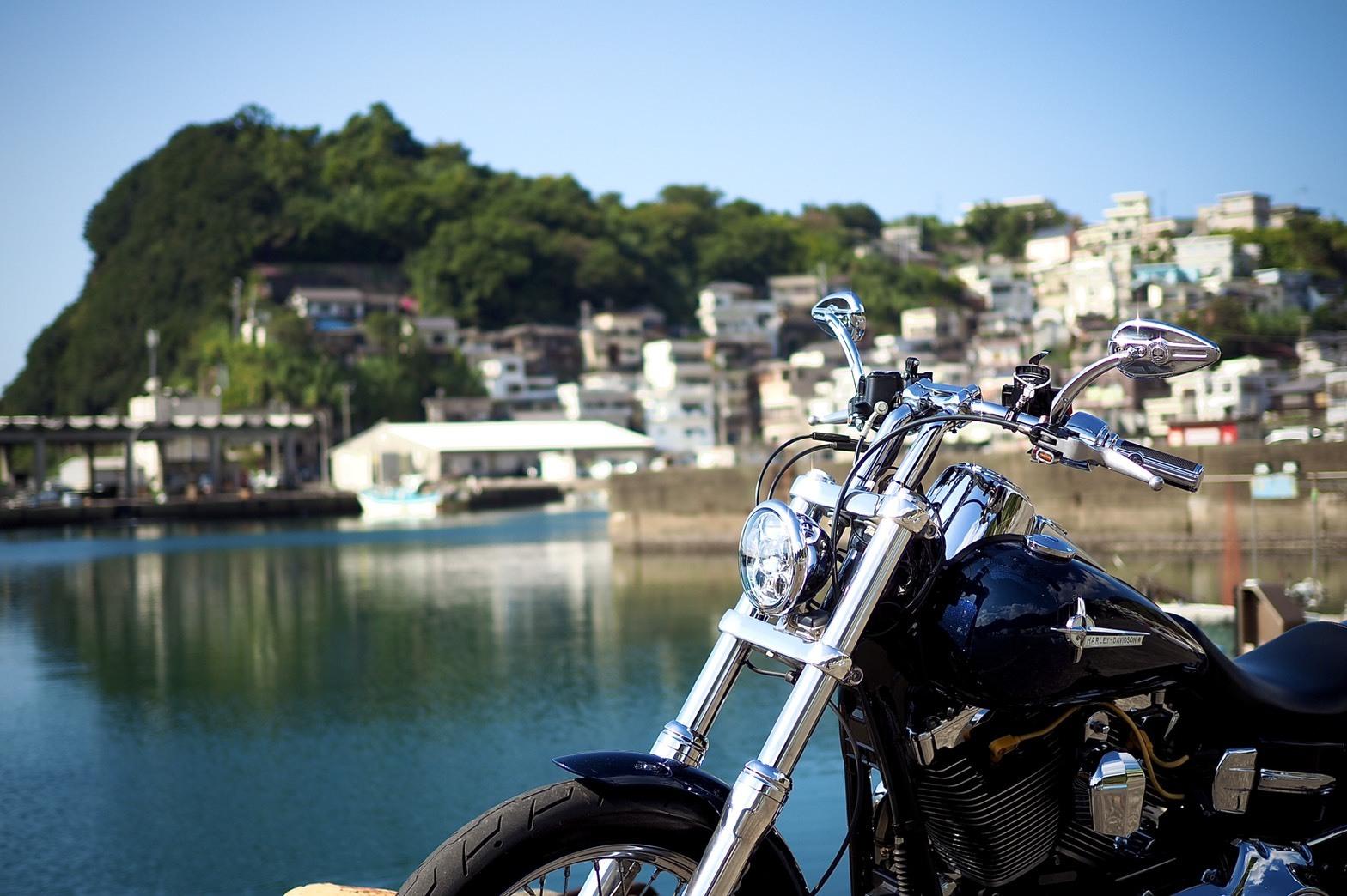 ぴーきちハーレーブログ 和歌の浦ツーリング 雑賀崎 日本のアマルフィ 綺麗な景色 絶景