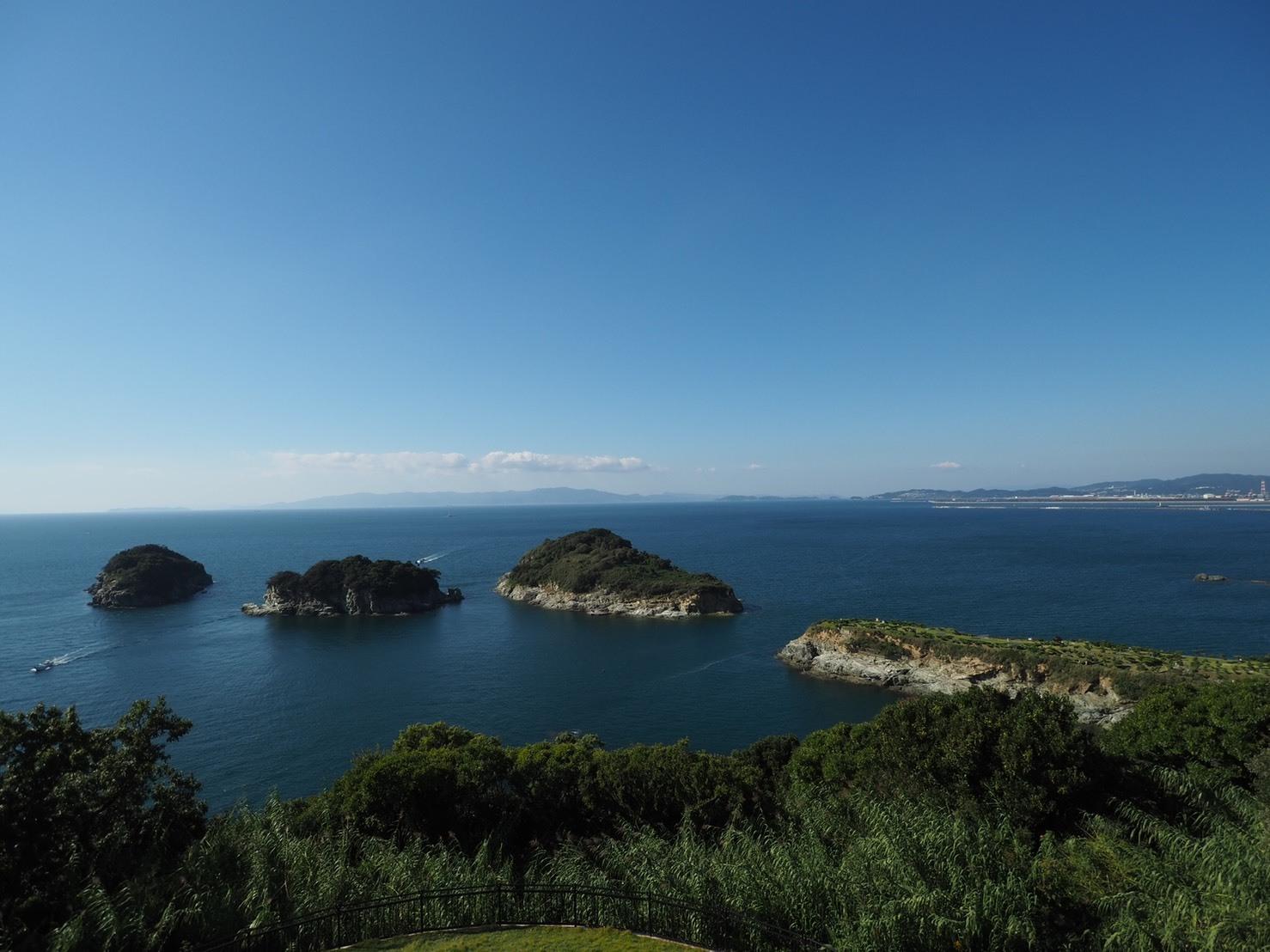 ぴーきちハーレーブログ 和歌の浦ツーリング 雑賀崎 日本のアマルフィ 雑賀崎灯台 景色