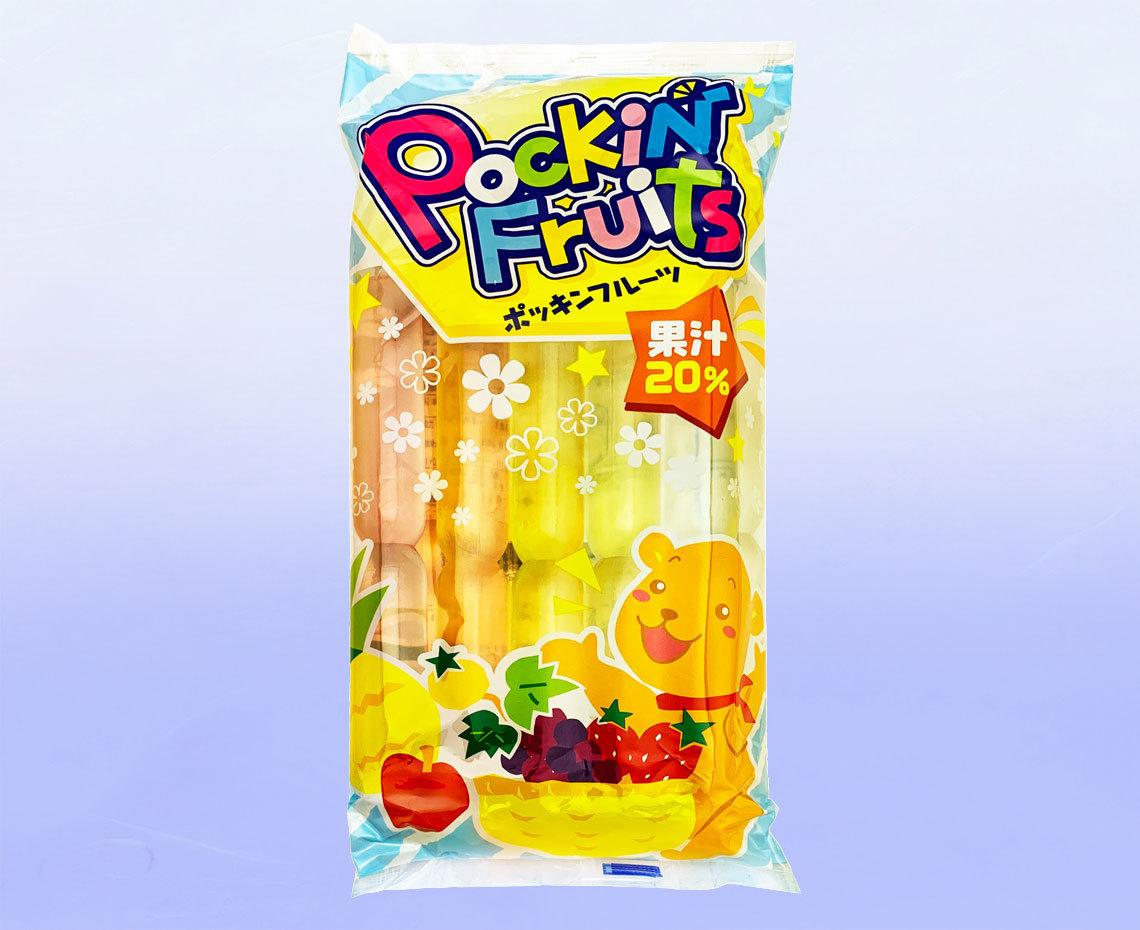 ポッキンフルーツ果汁20%