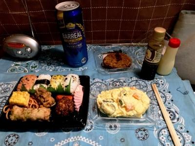9月10日の夕食