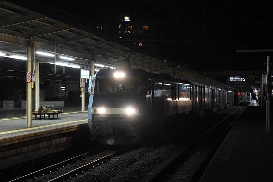 2021年3月24日撮影 東線貨物89レ EH200-10号機