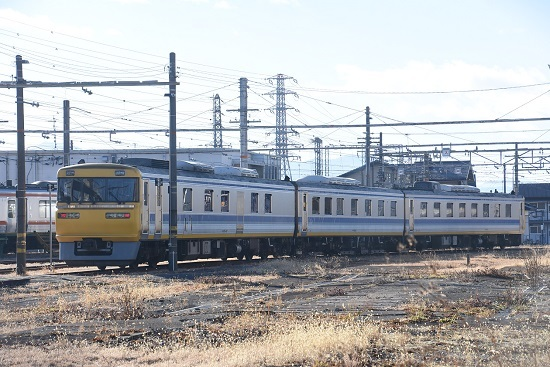 2021年1月10日撮影 飯田線 伊那松島運輸区 キヤ95 DR1編成