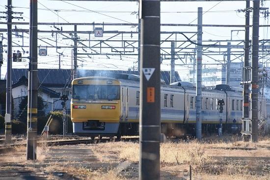 2021年1月10日撮影 飯田線 伊那松島運輸区 キヤ95 DR1編成 出区