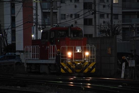 2021年4月10日撮影 南松本にて HD300-17号機 発車待ち