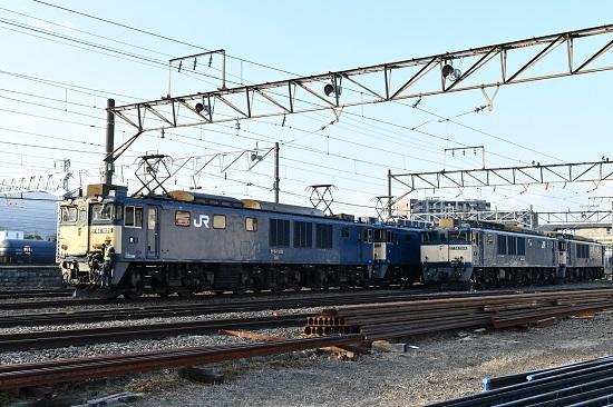 2021年5月8日撮影 南松本にて篠ノ井線8087レ 機回し開始