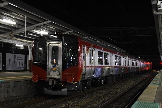 2021年1月21日撮影 岡谷駅にてしなの鉄道SR1系 S202編成後撃ち