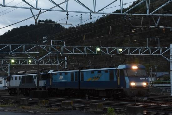 2021年5月2日撮影 塩尻大門にて5463レ 発車待ち