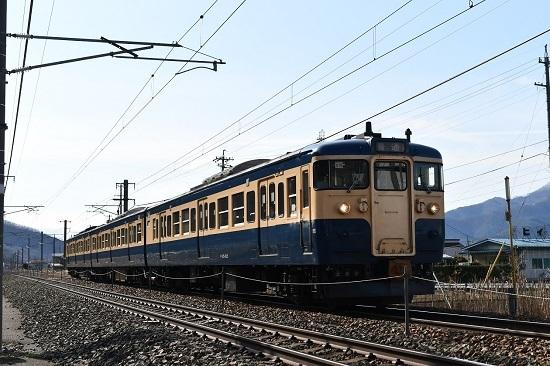 2021年3月7日撮影 しなの鉄道 629M S16編成 スカ色