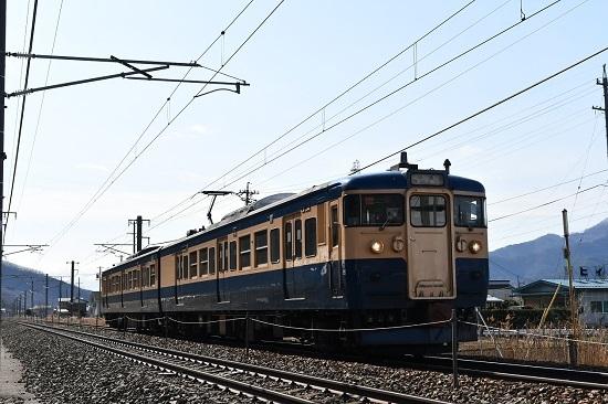 2021年3月7日撮影 しなの鉄道 2603M S26編成 スカ色