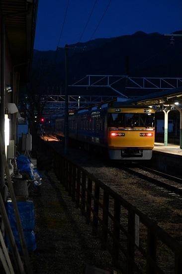 2021年3月18日撮影 飯田線はキヤ95 DR1編成 辰野駅