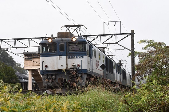 2020年9月26日撮影 篠ノ井線8467レ 坂北駅