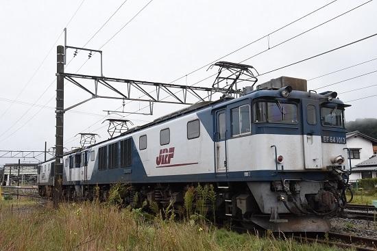 2020年9月26日撮影 篠ノ井線8467レ 聖高原駅