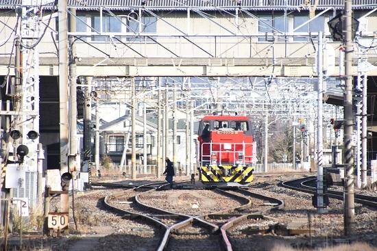 2020年12月13日撮影 南松本にて HD300-9号機オイルターミナルへ