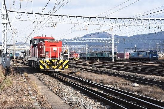 2020年12月13日撮影 南松本にて HD300-9号機と35号機