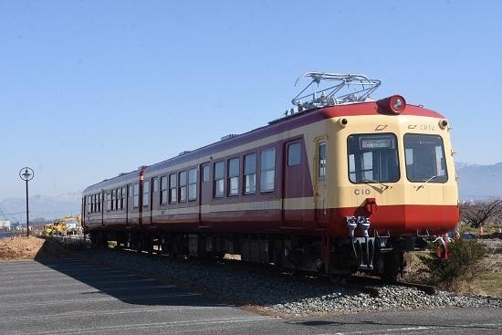 2021年2月28日撮影 長野電鉄2500系 その1