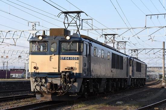 2021年5月8日撮影 南松本にて篠ノ井線8087レ 発車待ち