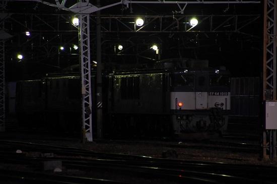 2020年10月3日撮影 南松本にて西線貨物6089レ 機回し 寝倉へと