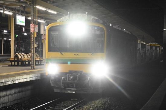 2021年5月13日撮影 GVーE197系 TS01編成 塩尻駅入線