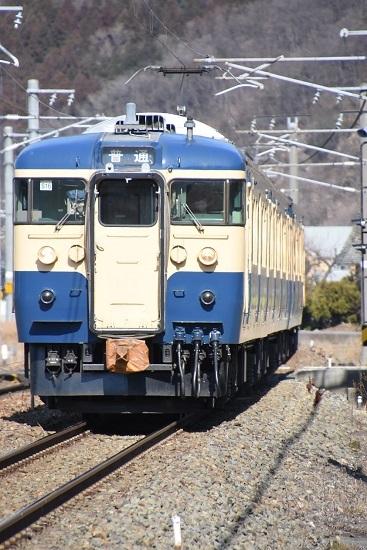 2021年3月7日撮影 しなの鉄道 2632M S16編成 スカ色