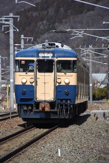 2021年3月7日撮影 しなの鉄道 1636M S26編成 スカ色