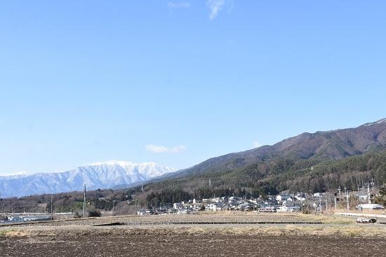 2021年3月14日撮影 飯田線 回送と213M 313系と1700番台 アルプスをバックに