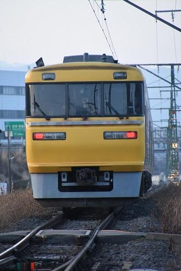 2021年3月18日撮影 飯田線 羽場駅にて キヤ95 DR1編成 発車 後撃ち